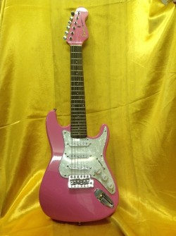 New Childs electric guitar set with stand, strap etc: last one