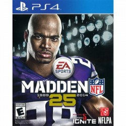 Madden NFL 25 for PlayStation 4 game PS4