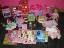 Girls huge toy bundle