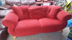 As new 3 seater  couch imaculate condition