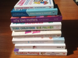 Books about babies and young children