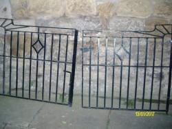 Set of Driveway Gates