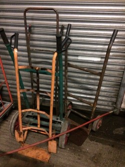 SELECTION OF SACK BORROWS FOR SALE