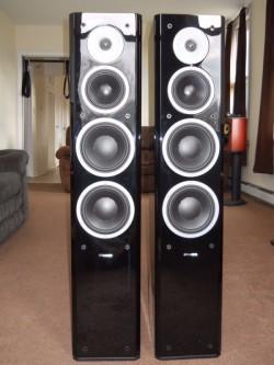 Dynaudio Focus 340 Speakers