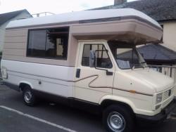 1985 Talbot Auto-Sleeper Talisman Camper Van