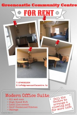 Modern Office Suite To-Let