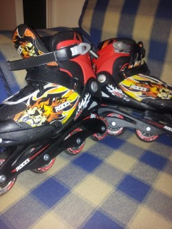 Pair of Rollerblades for sale