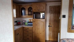 2003 Willerby Bermuda Caravan for sale on Croagh Caravan Park in Co Donegal.