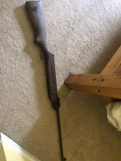 Air rifle .177