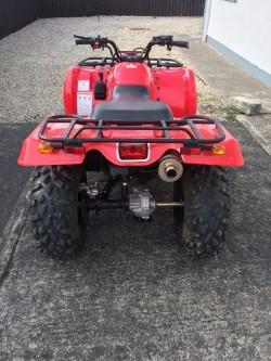 400cc Farm Quad