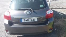 Toyota auris 1.4 D4D Tr