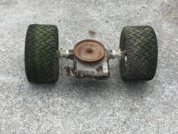 back axle