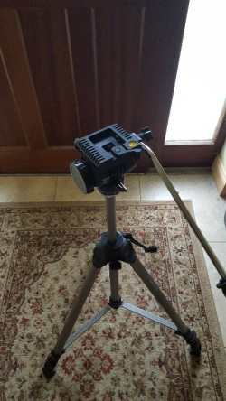 New Professional   Van Guard camera  tripod