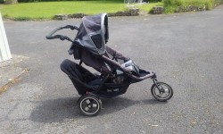 Love n Care Europa double buggy
