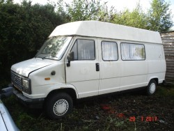 1987 Talbot Express Camper Van Conversion