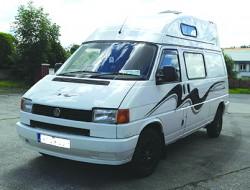 1995 VW Transporter Campervan