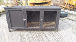 for sale rabbit hutch