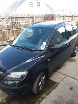 07 mazda 1.4tdci   for spares