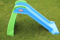 My first slide by Little Tikes