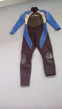 Alder Junior Wetsuit
