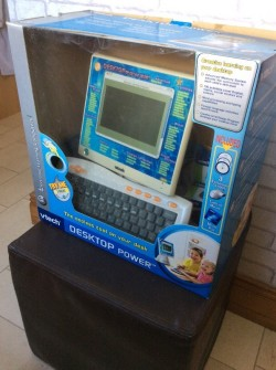 V-tech desktop computer