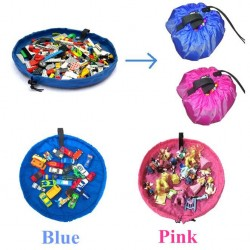 Toy Storage Bag Organiser