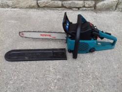 Makita 14 inch chainsaw like new