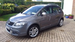 09 Golf 1.9 diesel uh Cross golf / Golf Dune diesel 1.9 not focus qashqai