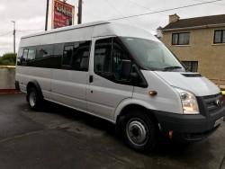 Ford Transit 2014   2.2 TDCi 135 T430 17 Seater Mini Bus