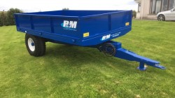 10x6.6 tipping trailer