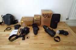 Nikon D D810 36.3MP Digital SLR Camera - Black