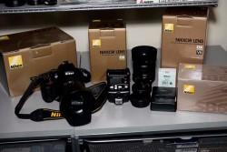 Nikon D5100 Digital SLR Camera - Black Kit