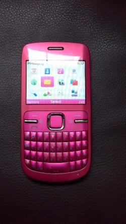Nokia c51 Pink & WiFi