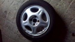 car rims and tyres
