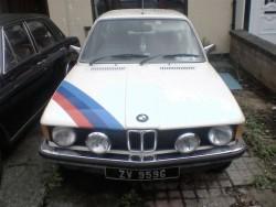 BMW E21 1978