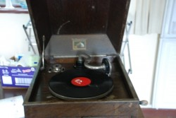 For Sale  Antique Gramaphone
