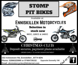 Stomp Pit Bikes
