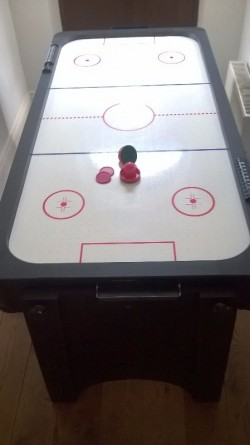 Snooker / Pool and Air Hockey table