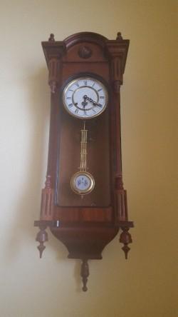 Large Vienna wall clock