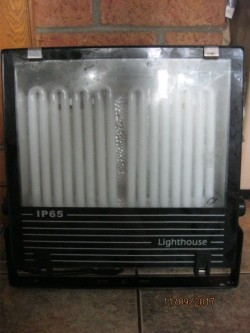 Lighthouse IP65 Security Light.