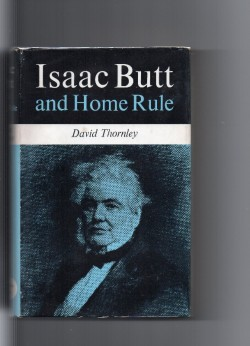 Isaac Butt and Home