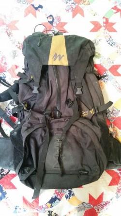 80l trekking backpack rucksack