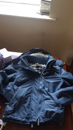 Ladies superdry jacket