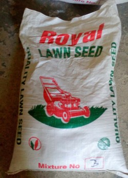 GRASS SEED FOR SALE