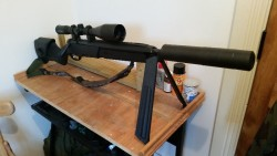 Steyr scout rifle .308 for sale