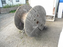 Timber Cable Reels