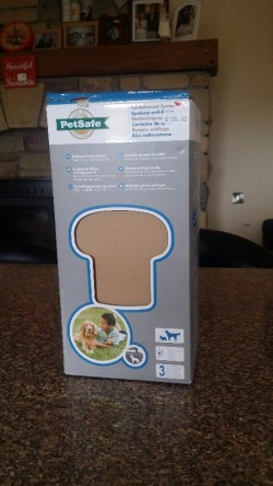 Petsafe Dog Containment System