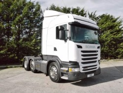 (Ref id T1-01486)  2015 Scania R450 Highline - 6x2 - 2pd Auto Gearbox