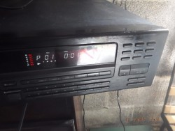 5 cd player