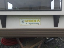Chorus mobile home